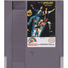 Bill & Teds Excellent Adventure NES