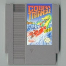 Cobra Triangle NES