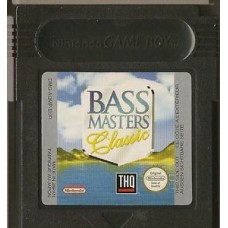 Bass Masters Classic Game Boy Color