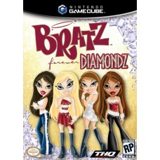 Bratz Forever Diamondz Gamecube