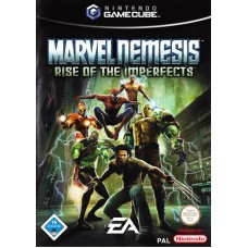 Marvel Nemesis Rise of the Imperfects GameCube