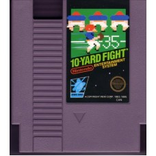 10 Yard Fight NES