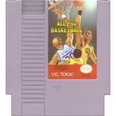 All Pro Basketball NES