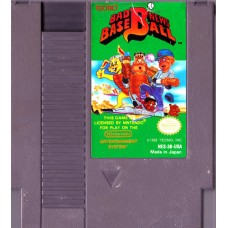 Bad News Baseball NES