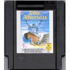Bible Adventures NES
