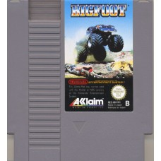 Bigfoot NES