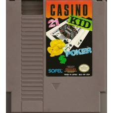 Casino Kid NES