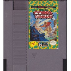 Cobra Command NES