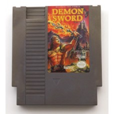 Demon Sword NES