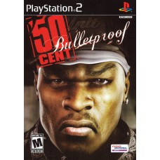 50 Cent Bulletproof Playstation 2