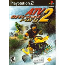 ATV Offroad Fury 2 Playstation 2