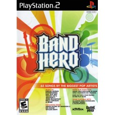 Band Hero Playstation 2