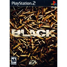 Black Playstation 2