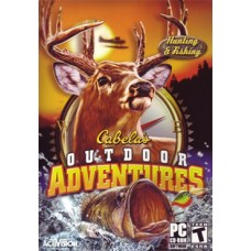 Cabela's Outdoor Adventures Playstation 2