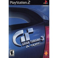 Gran Turismo 3 A-Spec Playstation 2