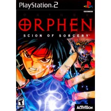 Orphen Scion of Sorcery Playstation 2