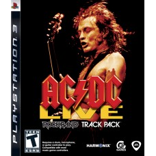 AC/DC Live Rock Band Track Pack Playstation 3