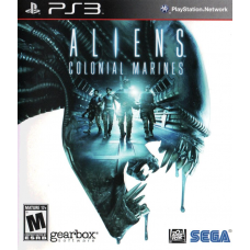 Aliens Colonial Marines Playstation 3