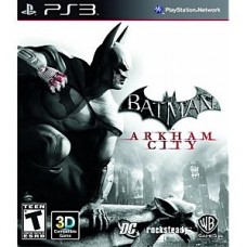 Batman Arkham City Playstation 3
