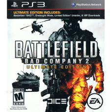 Battlefield Bad Company 2 (Ultimate Edition) Playstation 3