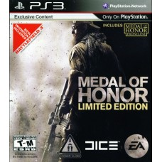 Medal of Honor (Limited Edition) Playstation 3