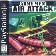 Army Men Air Attack Playstation