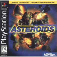 Asteroids Playstation