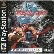 Beyblade Playstation