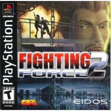 Fighting Force 2 Playstation