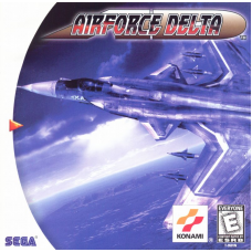 Airforce Delta Sega Dreamcast
