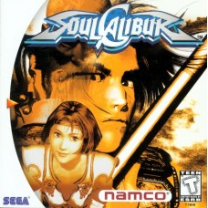Soul Calibur Sega Dreamcast