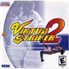 Virtua Striker 2 Sega Dreamcast