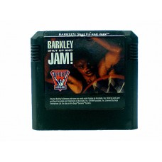 Barkley Shut up and Jam Sega Genesis