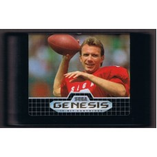 Joe Montana Football Sega Genesis