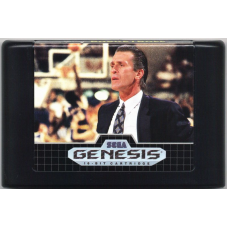 Pat Riley Basketball Sega Genesis
