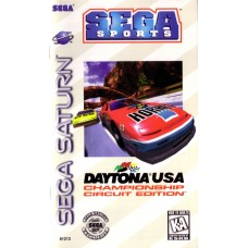 Daytona USA Championship Circuit Edition Sega Saturn