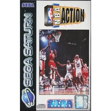 NBA Action Sega Saturn