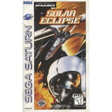 Solar Eclipse Sega Saturn
