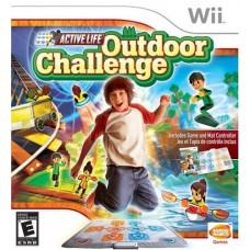 Active Life Outdoor Challenge Wii