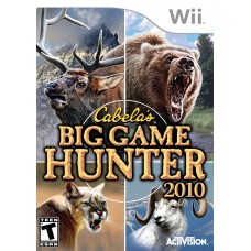 Cabela's Big Game Hunter 2010 Wii
