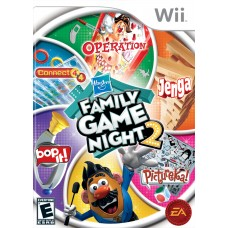 Family Game Night 2 Wii