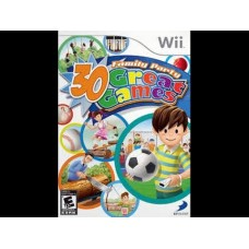 Family Party 30 Great Games Wii
