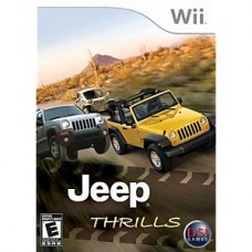 Jeep Thrills Wii