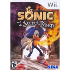 Sonic and the Secret Rings Wii