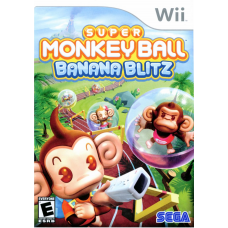 Super Monkey Ball Banana Blitz Wii