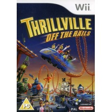Thrillville Off the Rails Wii