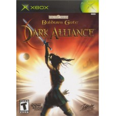 Baldur's Gate Dark Alliance Xbox