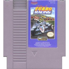 Al Unser Jr. Turbo Racing NES