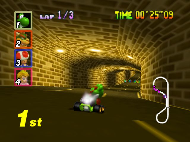kart racer Archives - RetroGameAge