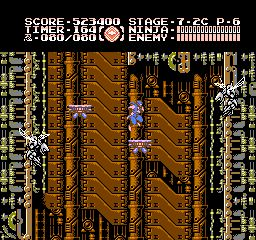 Ninja Gaiden III – the Ancient Ship of Doom